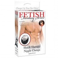 FETISH FANTASY SHOCK THERAPY PINZAS PARA PEZONES