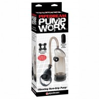 PUMP WORX BOMBA DE ERECCION VIBRADORA SUPER PRIETA