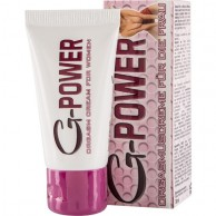 Crema de Masaje Clitoris G-Power Orgasm