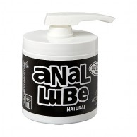 Lubricante Anal Natural Lube