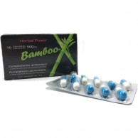 Capsulas Vigorizantes Bamboo Herbal Power