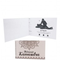 Talonario Kamasutra 12 cheques eroticos