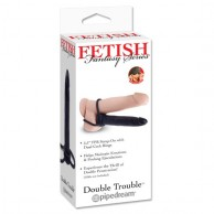 FETISH FANTASY DOBLE PENETRACION